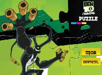 Puzzle cu Unda