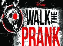 Puzzle cu Walk the Prank