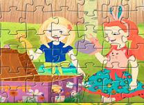 Puzzle cu Wellie Wishers