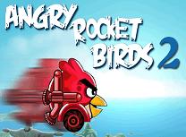 Rachetele Angry Birds