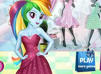 Rainbow Dash Stil Nou