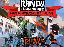 Jocuri cu Randy Cunningham
