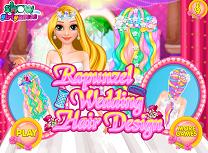 Rapunzel Coafuri de Nunta