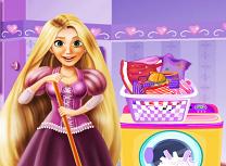 Rapunzel Are Grija de Casa