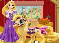 Rapunzel Are Grija de Ponei