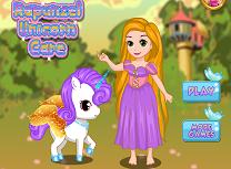 Rapunzel Are Grija de Unicorn