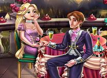 Rapunzel Ceruta in Casatorie