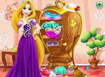Rapunzel Curata Dulapul