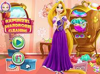 Rapunzel Curata Garderoba