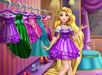 Rapunzel Curatenie In Garderoba