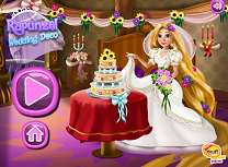 Rapunzel Decor de Nunta