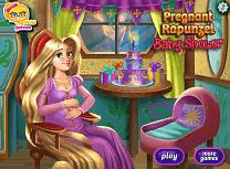 Rapunzel Decoreaza Camera Bebelusului
