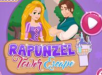 Rapunzel Evadare din Turn