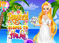 Rapunzel Evadare in Hawaii