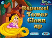Rapunzel Face Curat