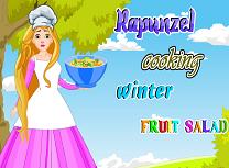 Rapunzel Face Salata de Fructe