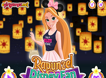 Rapunzel Fan Disney