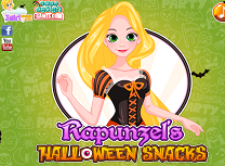 Rapunzel Gustari de Halloween