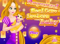 Rapunzel Ingrijeste Bebelusul