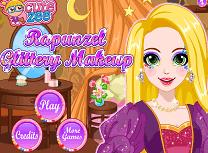 Rapunzel Machiaj Stralucitor