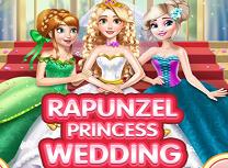 Rapunzel Nunta de Printesa