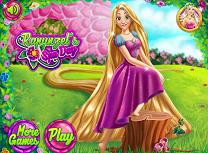 Rapunzel O Zi la Spa