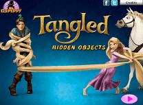 Rapunzel Obiecte Ascunse
