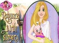 Rapunzel Operatie de Cezariana