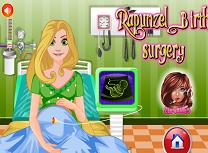 Rapunzel Operatie de Nastere