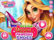 Rapunzel Pantofi de Printesa