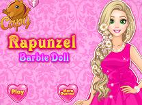 Rapunzel Papusa Barbie