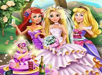 Rapunzel Petrecere de Nunta