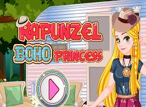 Rapunzel Printesa BOHO