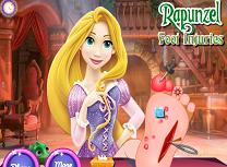 Rapunzel Rani la Picior