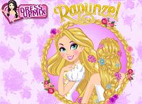 Rapunzel Scoala de Impletit Parul