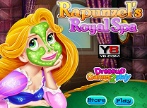 Rapunzel Spa Regal