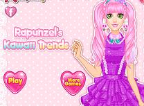 Rapunzel Stilul Kawaii