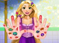 Rapunzel Tratament la Mana