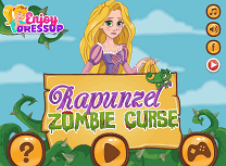 Rapunzel Zombi