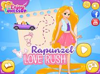Rapunzel in Drum Spre Iubire