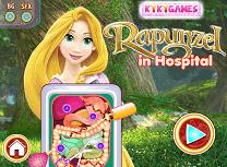 Rapunzel in Spital
