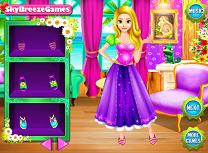 Rapunzel in Vacanta de Vara
