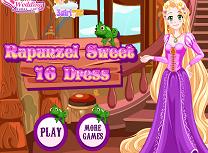 Rapunzel la 16 Ani