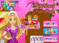 Rapunzel la Cafenea