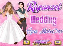 Rapunzel la Spa Inainte de Nunta