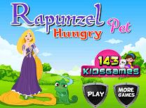 Rapunzel si Animalul Infometat