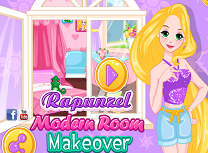 Rapunzel si Camera Moderna