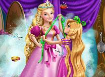 Rapunzel si Croitorul Magic