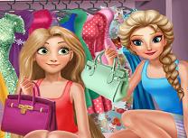 Rapunzel si Elsa Cele Mai Bune Prietene