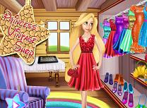 Rapunzel si Magazinul Vintage